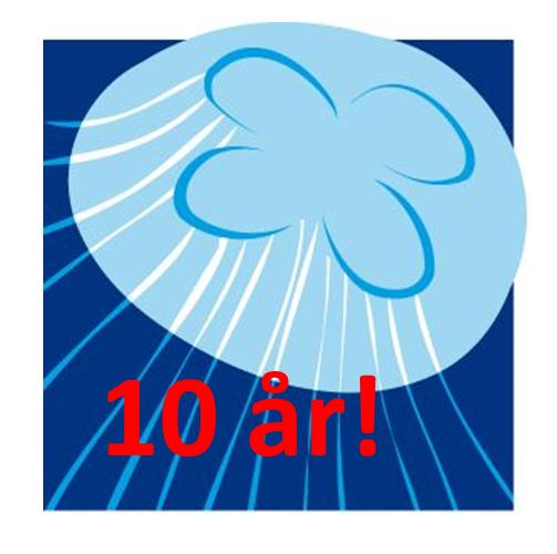 AquaBiota 10 år manet