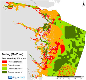 MESMA_project_map3_ocean_zoning_Marxan_ostergotland