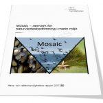 Ramverket Mosaic är ute på remiss