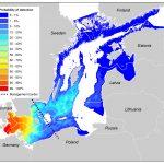 New scientific publication on the distribution of Baltic harbour porpoises